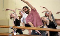 Cours de danse par Julien DESPLANTES